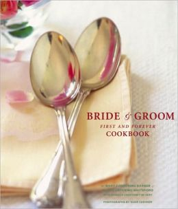 Polka-Dot Penguin Exclusives   Bride and Groom Cookbook $35.00